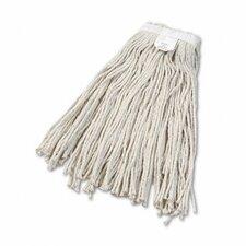 Cut-End Wet Mop Head, Cotton, #24 Size (Set of 2)