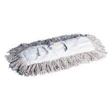 Dust Mop Head in White