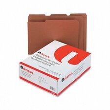 Kraft File Folders, 100/Box