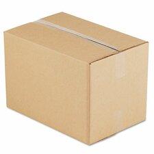 "Corrugated Kraft Fixed-Depth Shipping Carton, 25/Bundle (31"" H x 25"" W x 9"" D)"