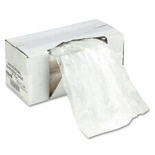 High-Density 31-33 Gallon Shredder Bag (100 Bags/Carton)