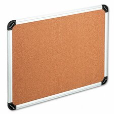 Universal Cork Wall Mounted Bulletin Board