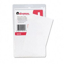 Removable Self-Adhesive Multi-Use Labels, 250/Pack (Set of 3)