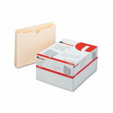 Economical File Jackets with 1.5 Inch Expansion, 50/Box
