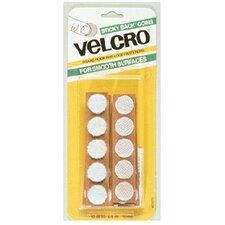 Velcro Tape Strips 3/4 Beige (Set of 3)