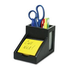 Pencil Cup/Note Holder