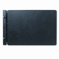 """Raven Guarded Post Binder, 11 X 17 Sheets, 2"""" Capacity"""