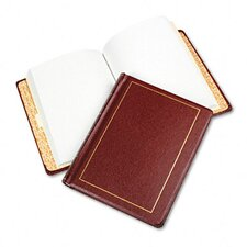 Looseleaf Minute Book, 125 Pages, 8 1/2 X 11