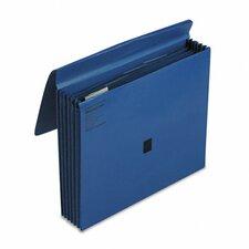Colorlife 5 1/4 Inch Expansion File, Five Pockets, Letter