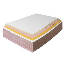 Premium Digital Carbonless Paper, 8-1/2 x 11, White/Pink, 2,500 Sets