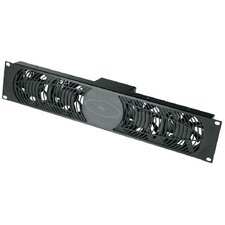 Designer Inspired Ultra Quiet Fan Panel Without Local Display