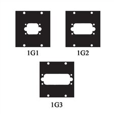 UCP Series Multipin AMP Cable Punchouts, Fits G Series Connectors