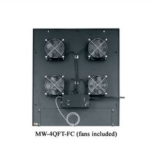 """VMRK-54 Series 4 1/2"""" Quiet Top Fan"""