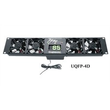 UQFP Series Ultra Quiet Fan Panel, with Local Display