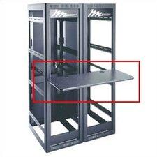 Multi-Bay Work Surface Shelf for MRK Series Rack Mounts
