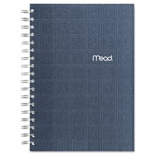 Recycled Notebook, 6 X 9 1/2, 138 Sheets, College Ruled, Perforated