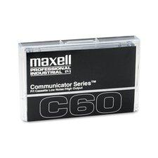 Standard Dictation Audio Cassette (Set of 4)