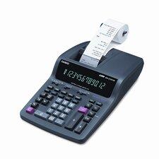 DR-270TM Desktop Calculator, 12-Digit Digitron, Two-Color Printing