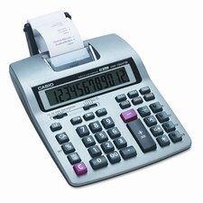 Printing Calculator, 12-Digit Lcd