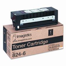 824-6 OEM Toner Cartridge, 20000 yield, Black