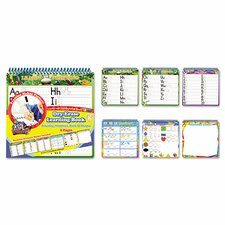 Smartdudes Letters, Numbers, Shapes and Colors Book