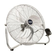 "22"" High Velocity Floor Fan with QuickMount"