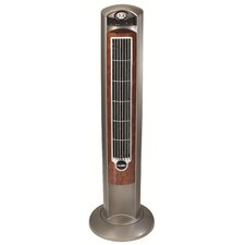 "Wind Curve 42.5"" Tower Fan with Fresh Air Ionizer"