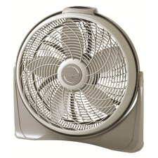 "23.5"" Floor Fan with Remote Control"