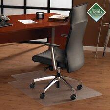 Cleartex Plush Pile Carpet Lipped Chairmat
