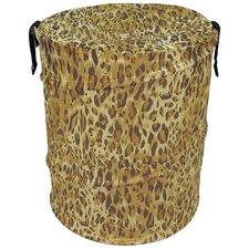 The Original Bongo Bag Cheetah Pattern Pop Up Hamper