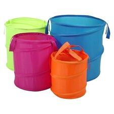 The Original 4 Piece Bongo Bag Pop Up Bucket Set