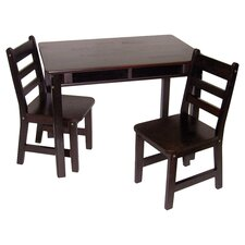 Kids' Table & Chair Set IV