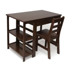 Kid's Writing Desk & Chair Set