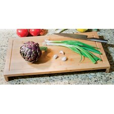 "Bamboo 11.5"" Over The Sink & Stove Cutting Board"