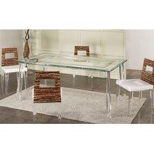 Contempo Acrylic Dining Table Base