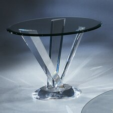 Spectrum Acrylic End Table Base
