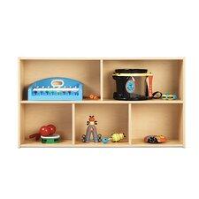 Two Shelf Storage Unit