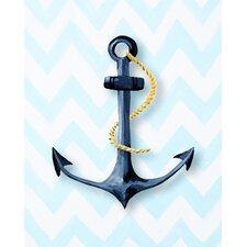Nautical Anchor Giclée Canvas Art