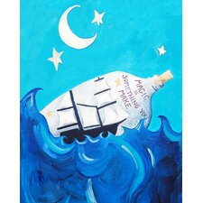 Nautical Magic is Something You Make Paper Print