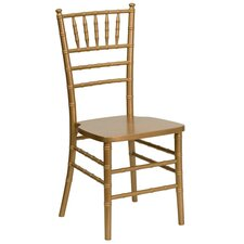 Armless Chiavari Stacking Chair