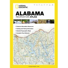 Alabama State Recreation Atlas