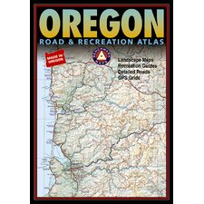 Benchmark Oregon Road & Recreation Atlas, 5th Edition