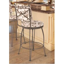 Bill Swivel Bar Stool with Cushion