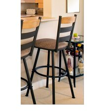 Louis Swivel Bar Stool