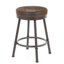 Sal Swivel Bar Stool with Cushion