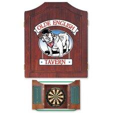 Bulldog Darts Cabinet