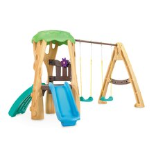 Tree House Swing Set