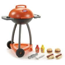 Sizzle & Serve Grill