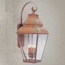 Exeter 4 Light Wall Lantern