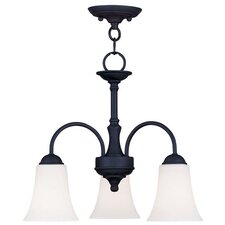 Ridgedale 3 Light Pendant